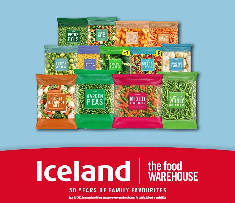 iceland nhs discount