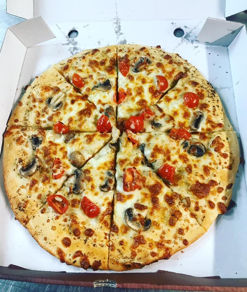 Deliveroo Pizza discount