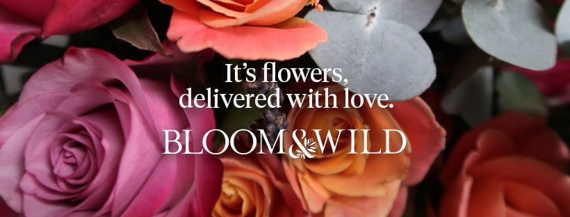 Bloom and Wild voucher code