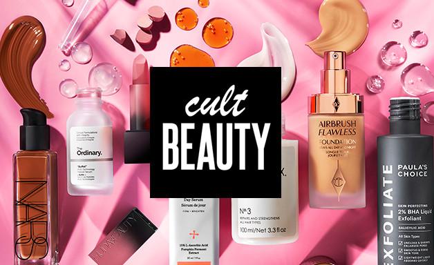 NHS Cult Beauty Discount Code