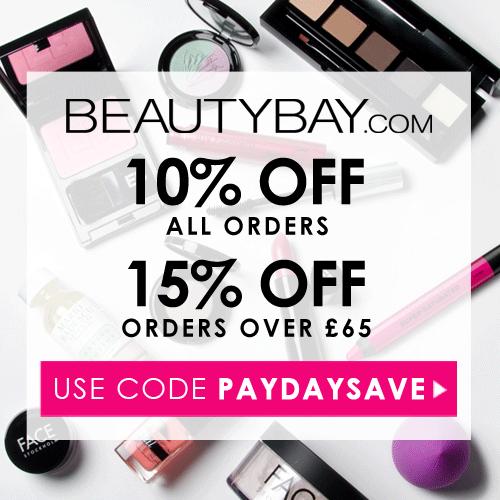 NHS Beauty Bay discount code