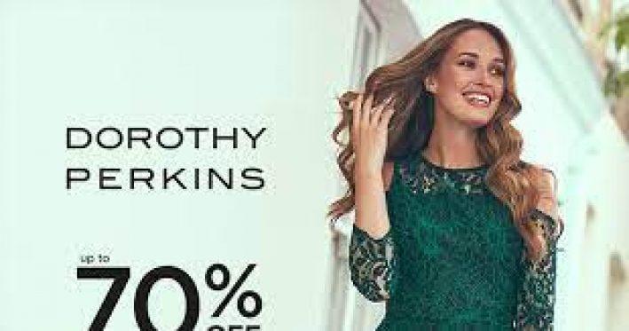 Dorothy perkins promo code