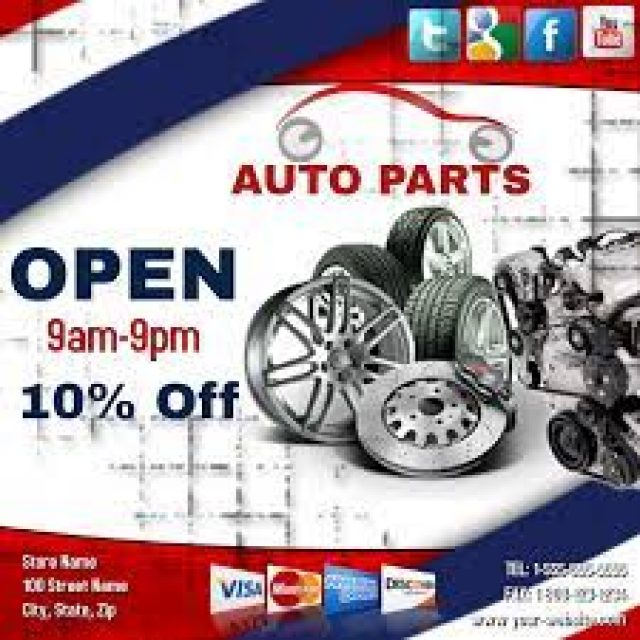 Euro Car parts offers