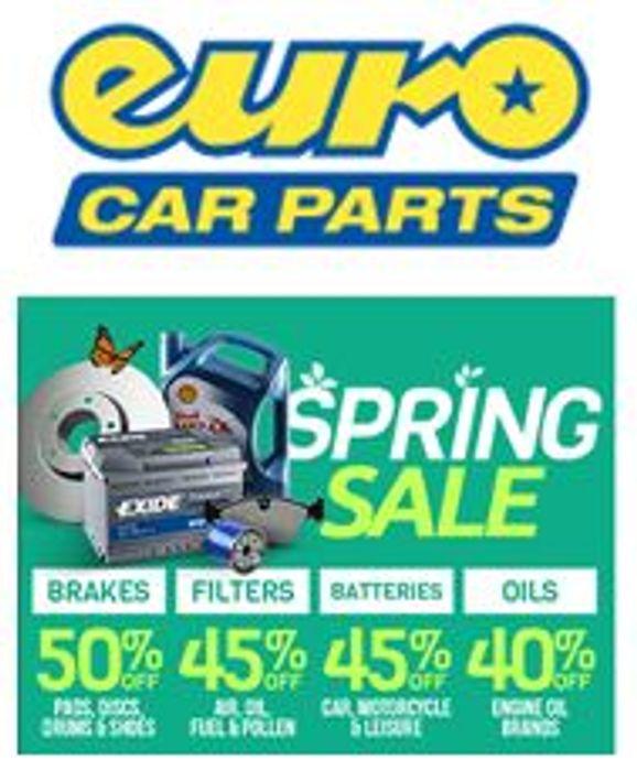 Euro Car Parts Coupon Code