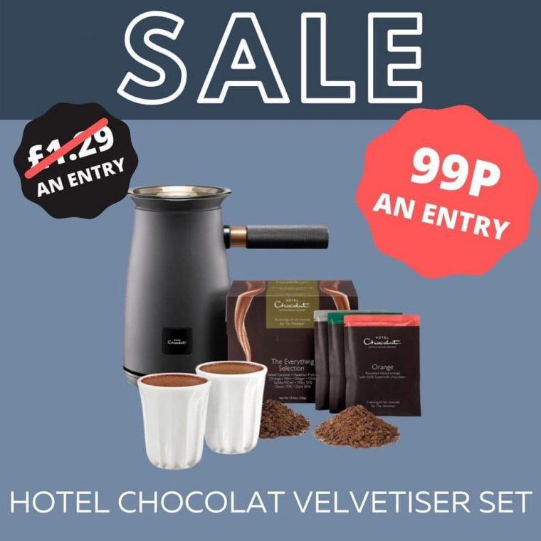 Hotel chocolat sale offer