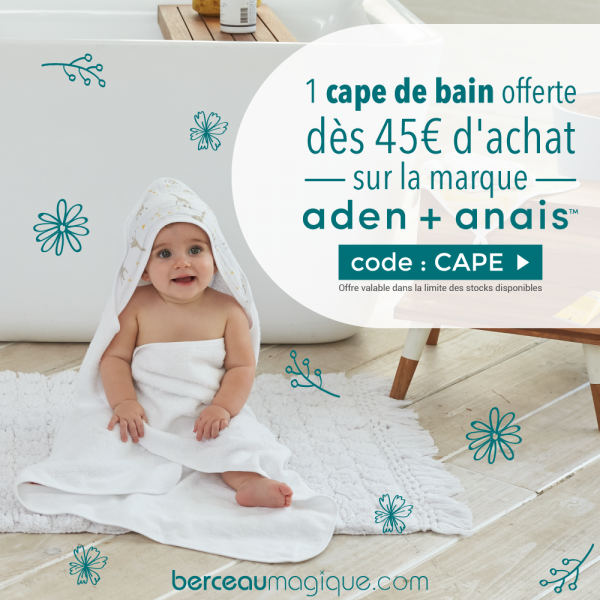 Aden and Anais offers