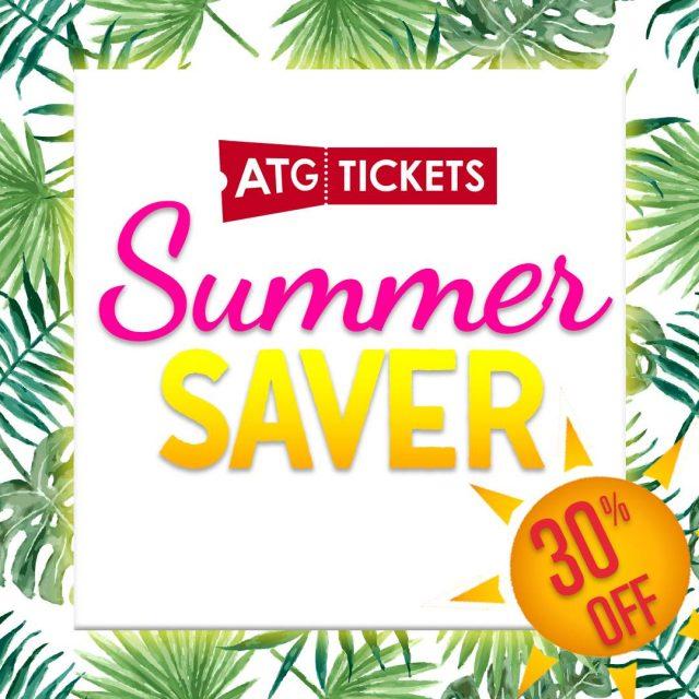 Atg ticket discount code