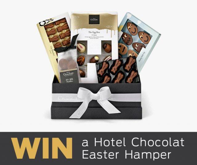 Hotel Chocolate gift voucher