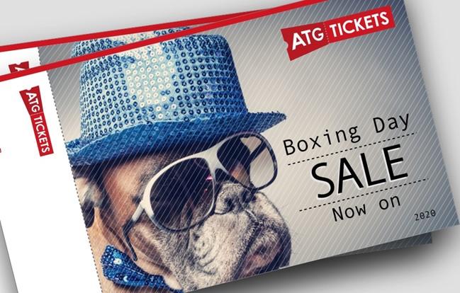 ATG tickets sale